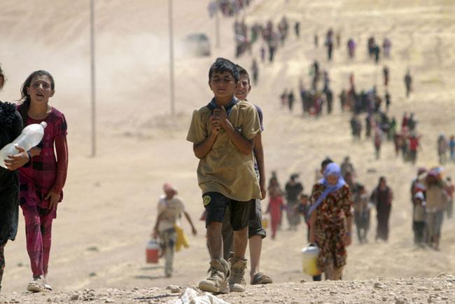 148045 171 اسارت و تجاوز به زنان ایزدی های عراق توسط داعش + تصاویر