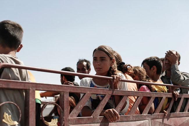 148048 556 اسارت و تجاوز به زنان ایزدی های عراق توسط داعش + تصاویر