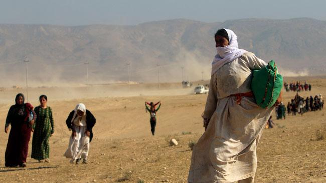 148050 440 اسارت و تجاوز به زنان ایزدی های عراق توسط داعش + تصاویر