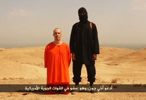 داعش, خبرنگار آمریکایی