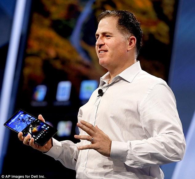 قیمت تبلت بهترین تبلت Dell Venue 8 7000