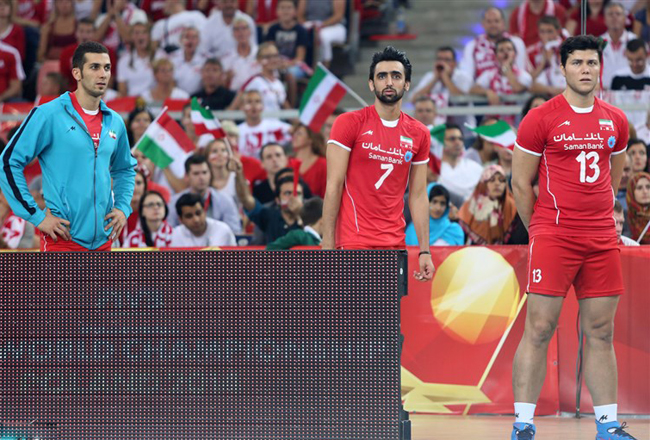 هواداران والیبال عکس والیبال تماشاگرانوالیبال تماشاگران ایرانی