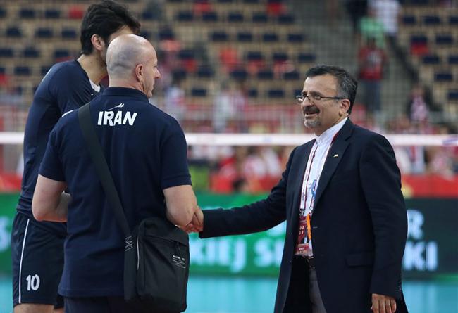 والیبال قهرمانی جهان عکس والیبال تماشاگران والیبال ایران تماشاگران والیبال
