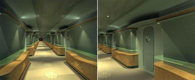 بزرگترین و زیباترین هتل زیرآبی جهان