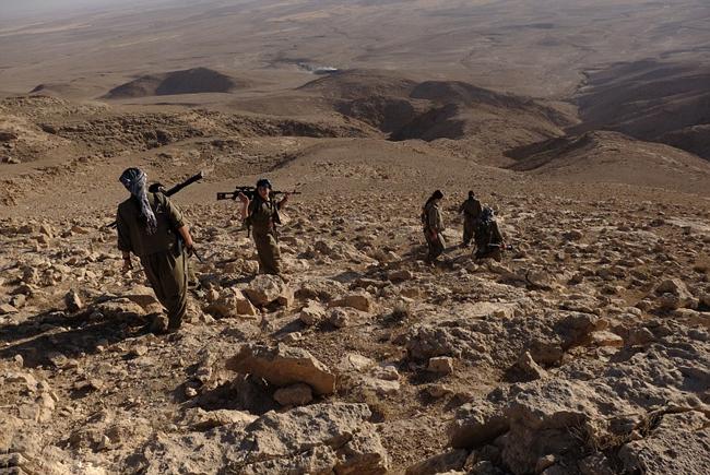 162735 339 زنان کُرد اربیل آماده نبرد با داعش (تصاویر)