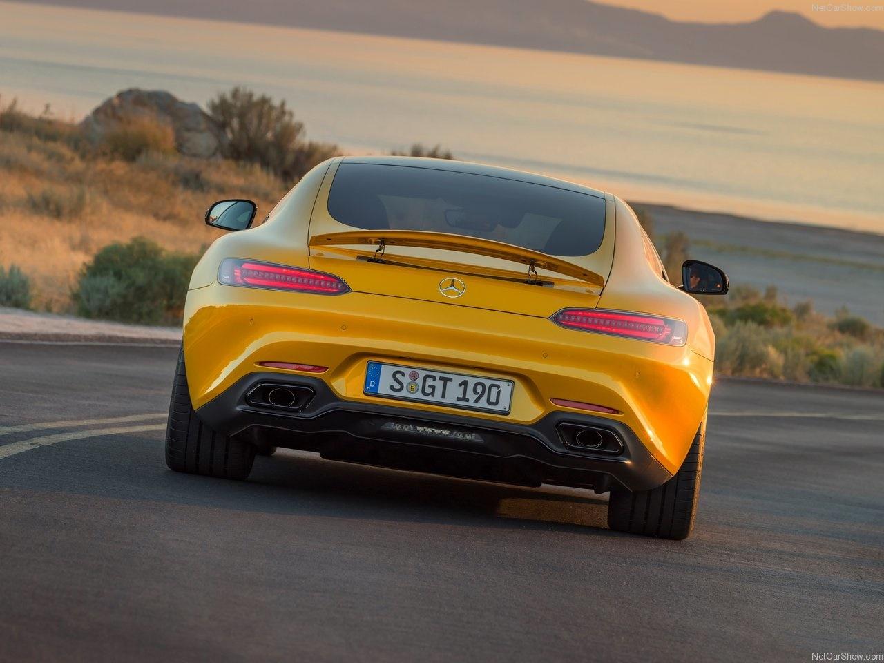 مشخصات AMG GT مرسدس بنز جی تی قیمت AMG GT MERCEDES AMG GT