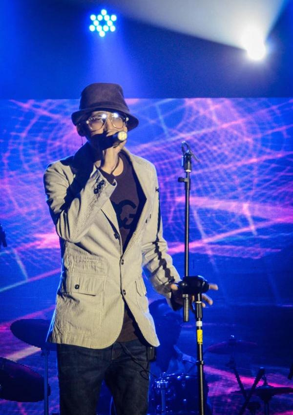 (تصاویر) آخرین کنسرت مرتضی پاشایی
