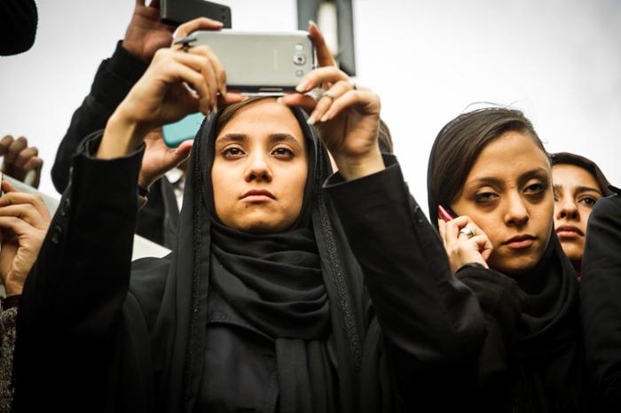 (تصاویر) مراسم تشییع مرتضی پاشایی