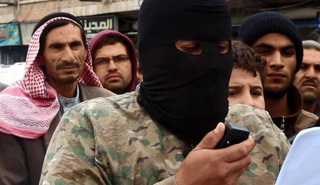 گردن زدن شهروندان سوری توسط داعش به بهانه توهین به اسلام + عکس