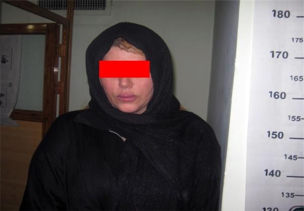 دستگیری یاسمین و آتنا به خاطر زورگیری از مردان
