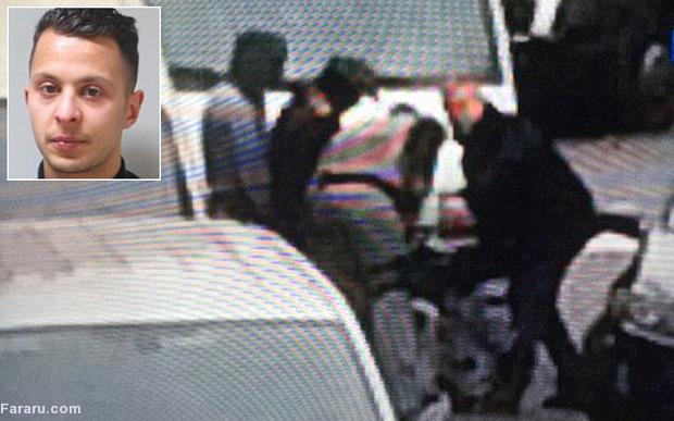 صلاح عبدالسلام مظنون حملات پاریس دستگیر شد