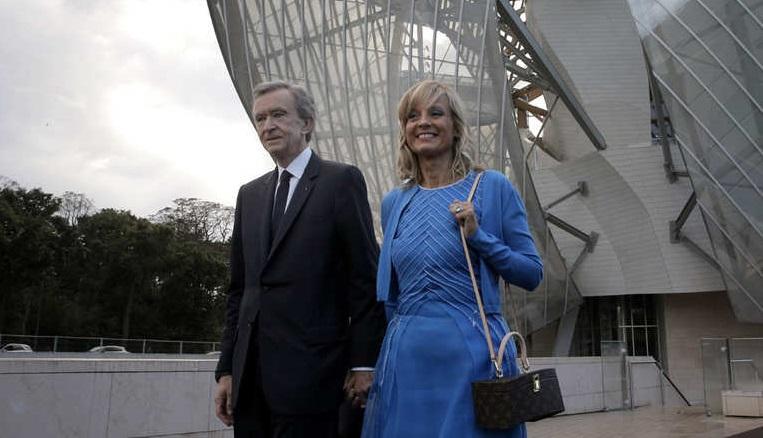 (تصاویر) ثروتمندترین زوجهای جهان