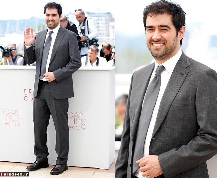 شهاب حسینی برنده بهترین بازیگر مرد شد-خبر-خخ