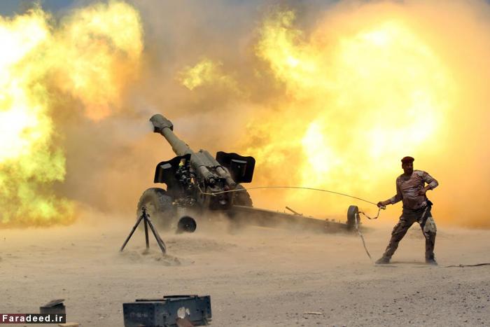 (تصاویر) عملیات نهایی فتح