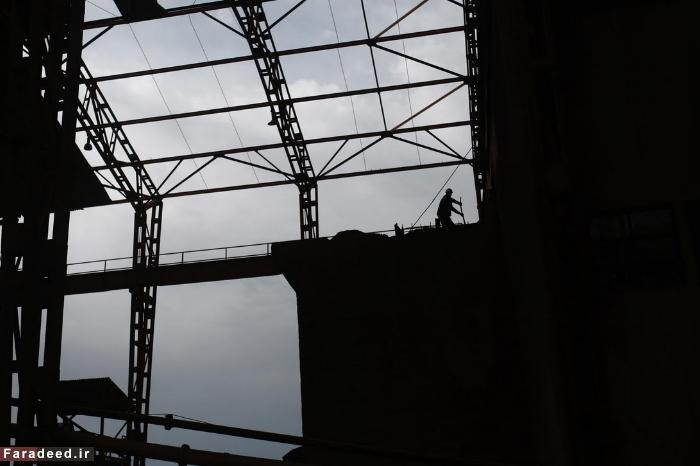 (تصاویر) آغاز به کار اولین کارخانه افغانستان