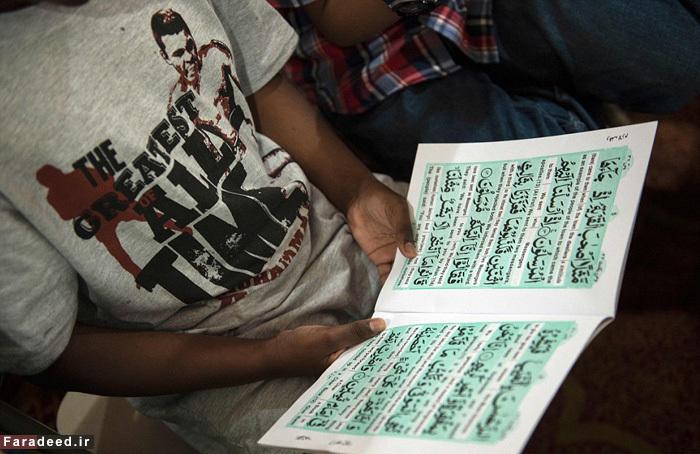 (تصاویر) انتقال پیکر محمدعلی کلی به خانه