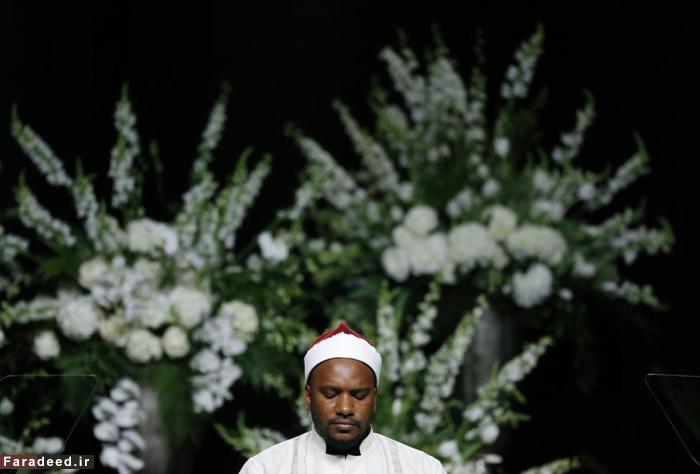 (تصاویر) بدرقه محمدعلی کلی در زادگاهش