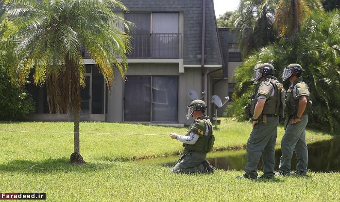 (تصاویر) حمله به کلوپ شبانه در «اورلاندو»