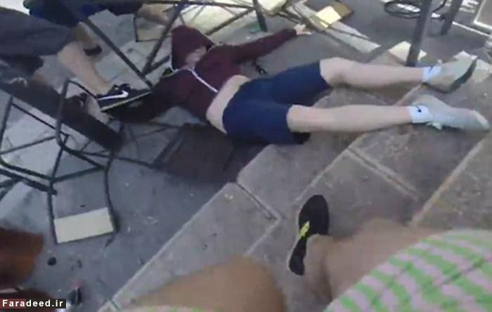 (تصاویر) خشونت کم سابقه هوادارن روسیه