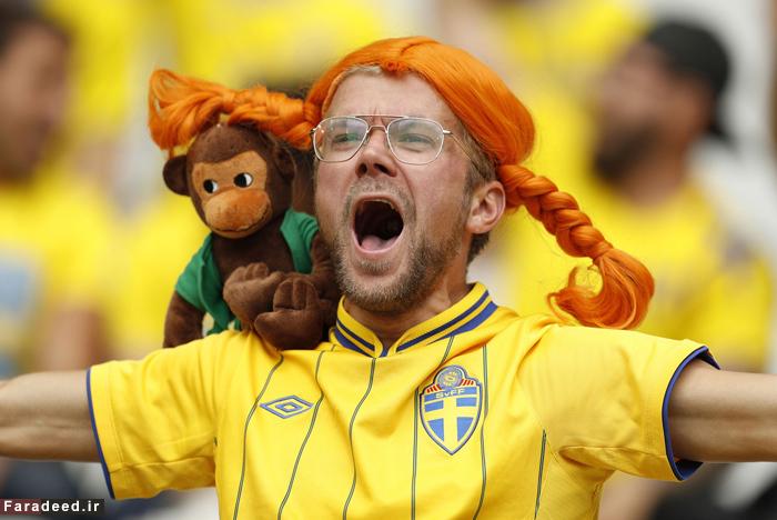 (تصاویر) هواداران تیمهای یورو 2016