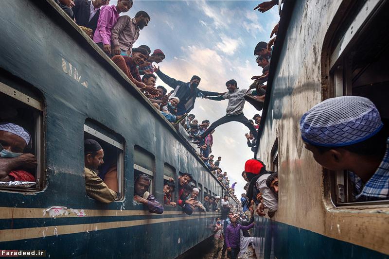 (تصاویر) مسابقه عکاسی نشنال جئوگرافیک