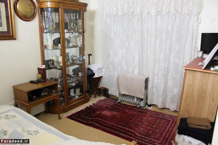 (تصاویر) در خانه متهم اصلی کودتای ترکیه