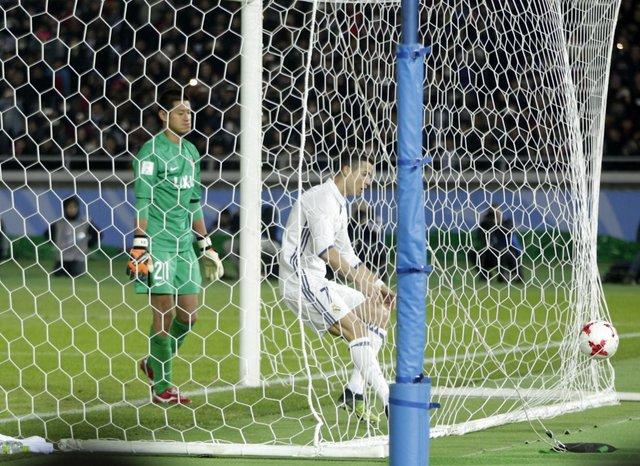 (تصاویر) رئال مادرید قهرمان جام جهانی باشگاهها شد