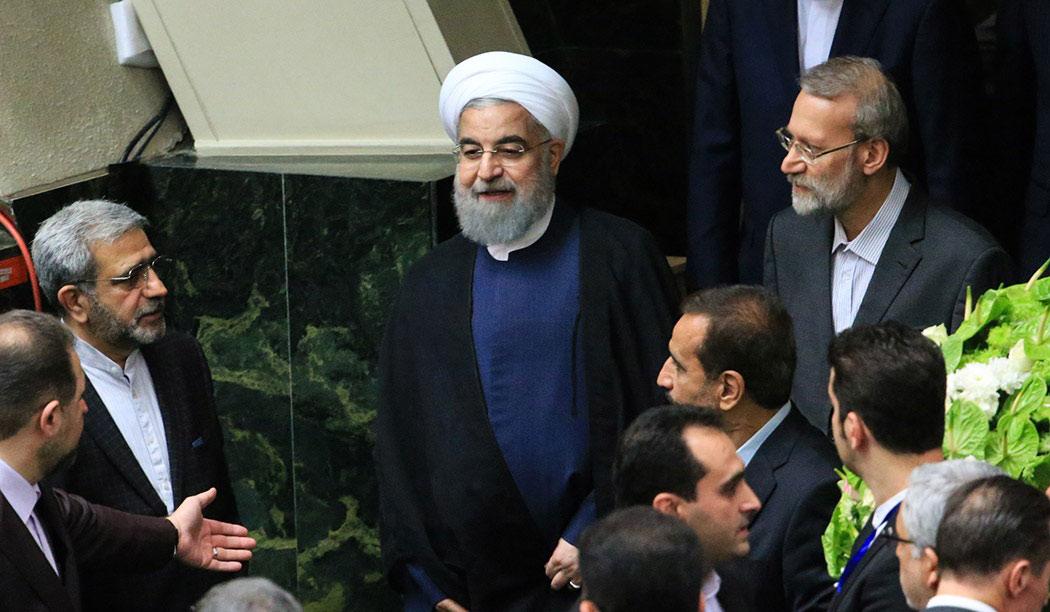 تهران آماده مراسم تحلیف روحانی میشود
