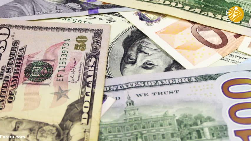 قیمت دلار و قیمت ارز در بازار امروز چهارشنبه یک اسفند ۱۳۹۷/تکمیل نیست