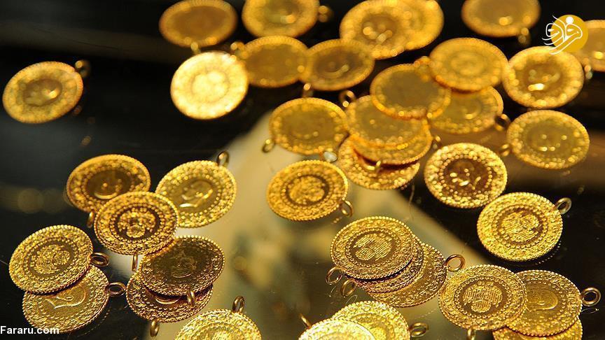 قیمت طلا و قیمت سکه در بازار امروز چهارشنبه یک اسفند ۱۳۹۷