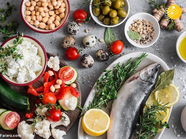رژیم غذایی مدیترانهای ۱۰۱: برنامه غذایی و راهنمای مبتدی