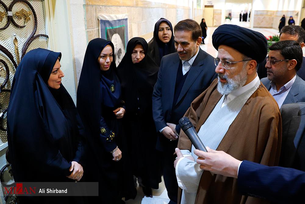 (تصاویر) دستور ویژه آیتالله رئیسی در زندان زنان