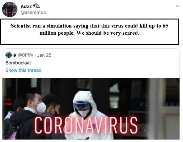 فضای مجازی و چهار شایعه بزرگ در مورد ویروس کرونا