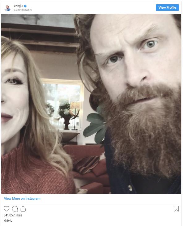 (عکس) بازیگر سریال «تاج و تخت» هم به کرونا مبتلا شد