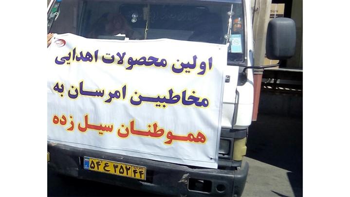 اهدا 2 هزار یخچال امرسان به سیلزدگان
