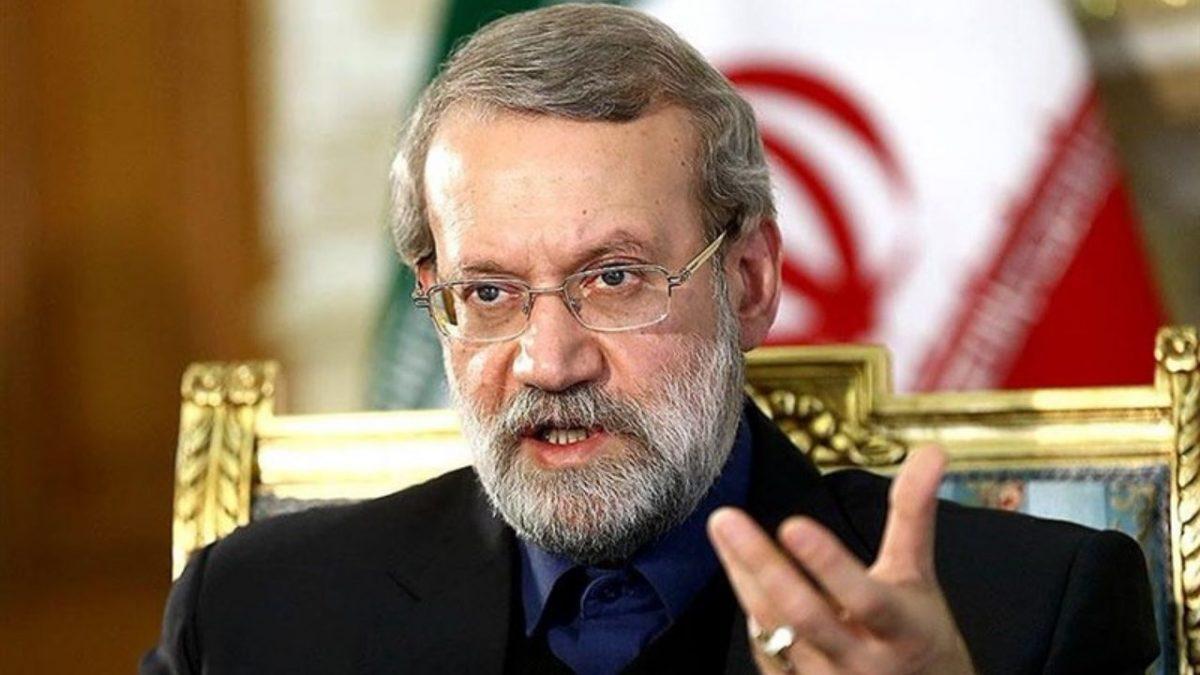 لاریجانی: حمله به نفتکشها مکمل تحریمهای آمریکا است