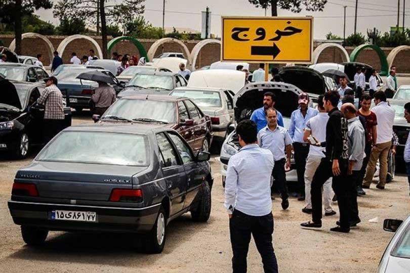 قیمت روز خودرو؛ رشد قیمتها در سایه بلاتکلیفی بازار