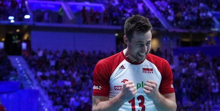 اهانت زننده کاپیتان تیم ملی والیبال لهستان به ملت ایران!