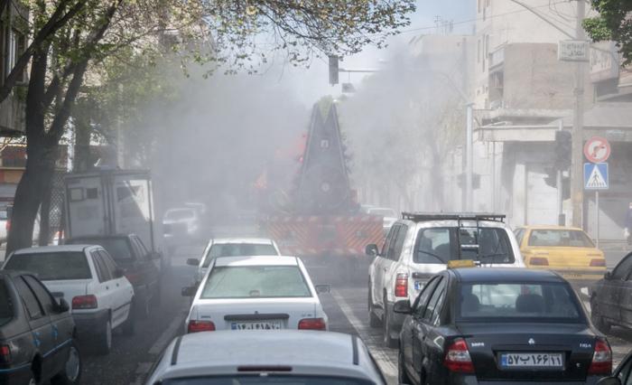 تهران در آستانه بحران