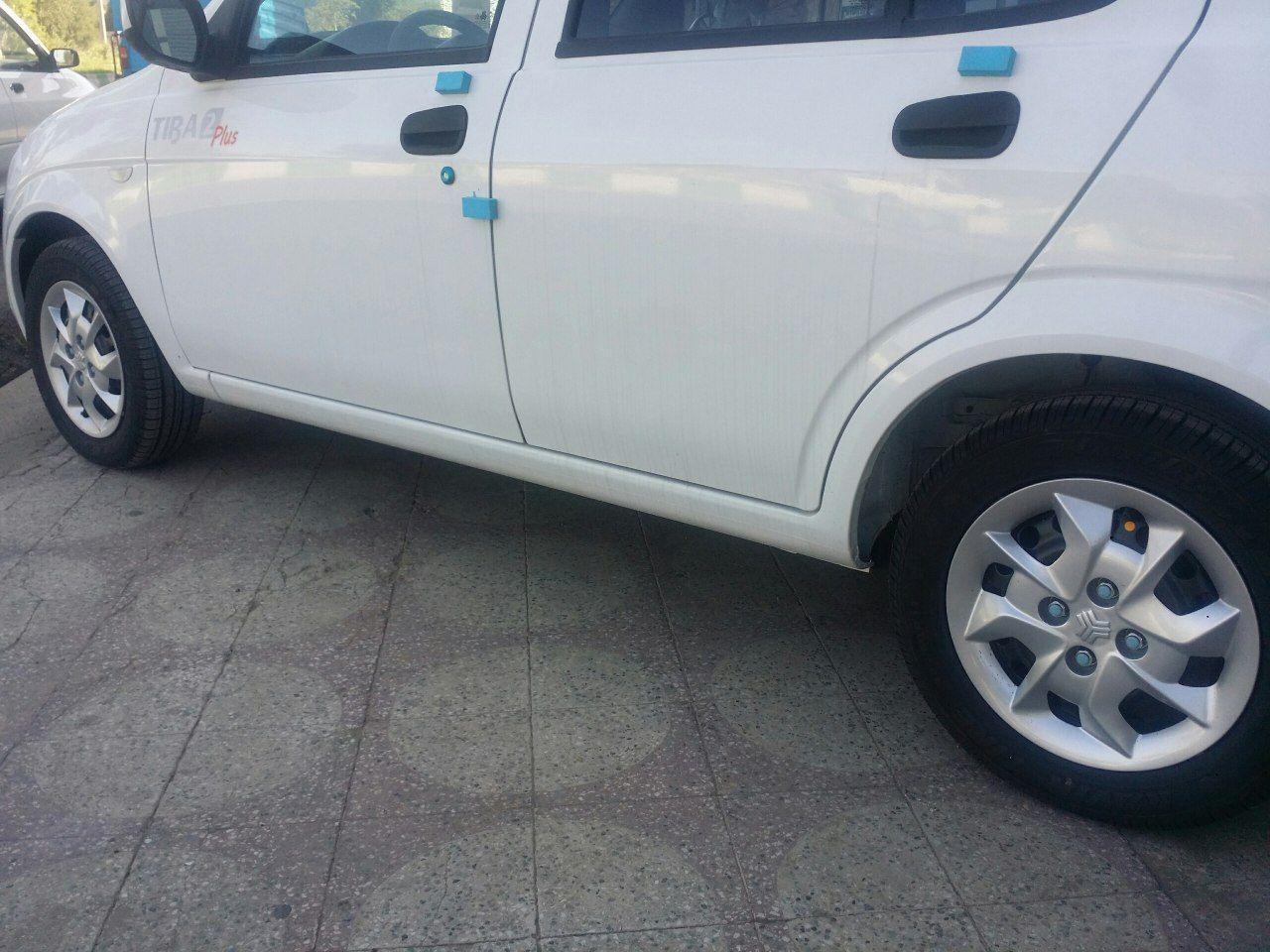 (عکس) تحویل اولین سری خودرو تیبا2 پلاس به مشتریان