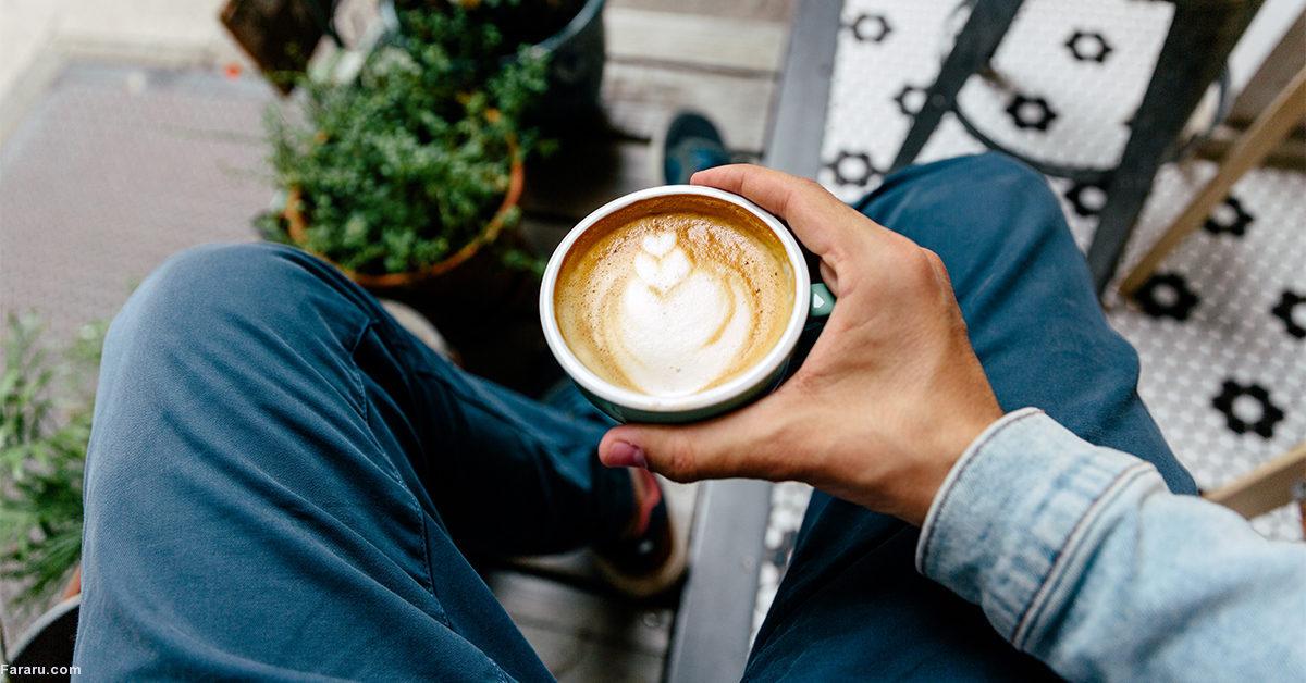 قهوه متابولیسم