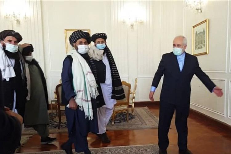 حاشیههای سفر هیات سیاسی طالبان به تهران