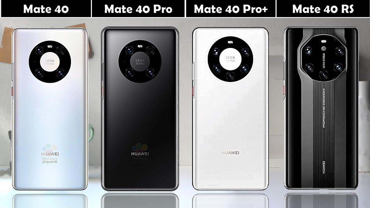 861002 320 - فروش بیش از 4.5 میلیون دستگاه از هوآوی Mate 40 Pro در چین