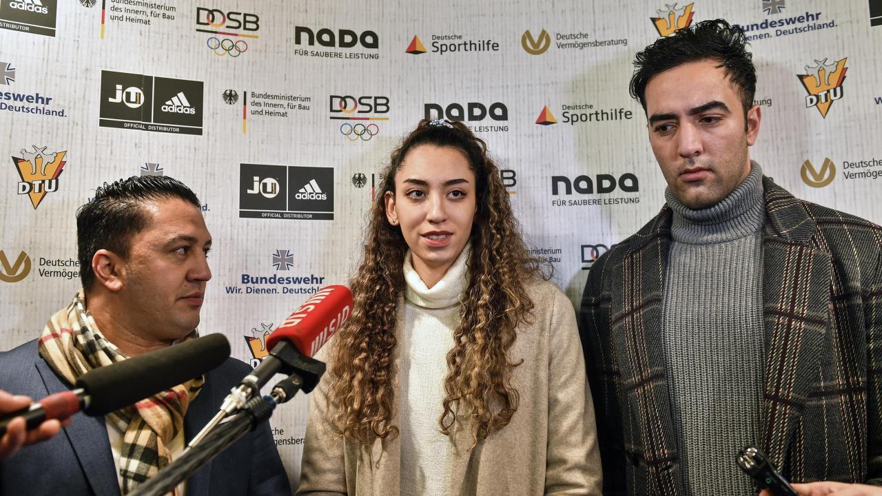 کیمیا علیزاده رسما پناهنده آلمان شد