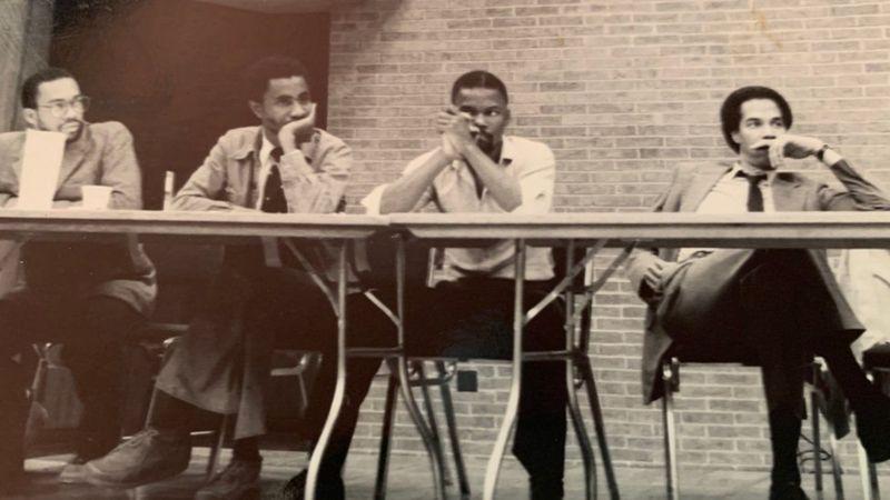 (تصاویر) از عکس دوران دانشجویی کامالا هریس چه چیزی میتوان فهمید