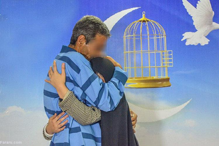 (ویدئو) آزادی زندانی با حقوق سربازی!