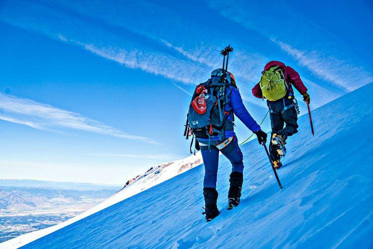 هشدار به کوهنوردان؛ وضعیت مخاطرهآمیز هوای ارتفاعات تهران در پایان هفته