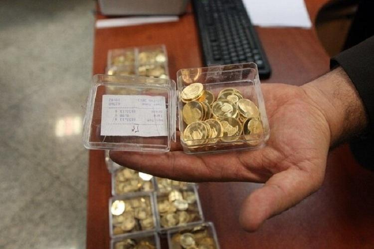 قیمت انواع سکه و طلا ۱۸ عیار در روز چهارشنبه هشتم بهمن