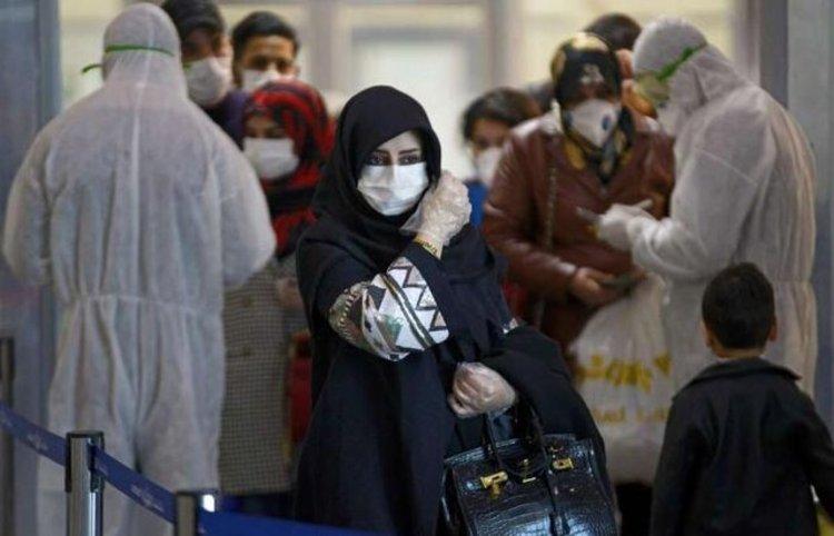 (ویدئو) وضعیت اسفناک ورود مسافران به ایران در فرودگاه امام