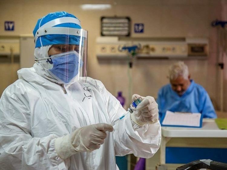 آمار کرونا در ایران امروز دوشنبه ۲۵ اسفند ۱۳۹۹؛ فوت ۱۰۰ بیمار جدید در کشور